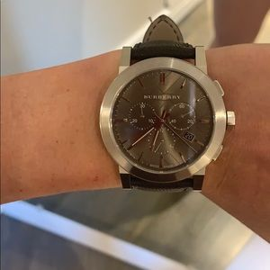 Men's Burberry watch!